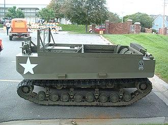 M29 Weasel - M29 Weasel