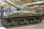 "M4A1 Sherman II 'T74195' ""Michael"" (36657095565).jpg"