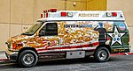 MEDICWEST Ambulance 206 (Ford 2003) (27494838412).jpg