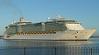 MS Independence of the Seas in Southampton (cropped).JPG