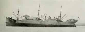 East Asiatic Company - MS Jutlandia