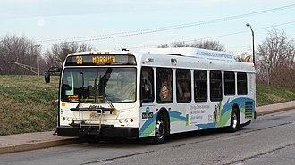 Route 28 (MTA Maryland LocalLink) - Image: MTA Maryland 9011 33