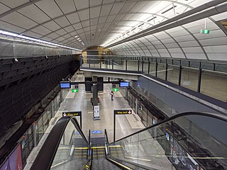 Macquarie Park railway station Sydney Metro railway station