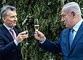 Macri Netanyahu brindis.jpg