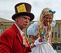 Mad Hatter and Alice (10446780516).jpg