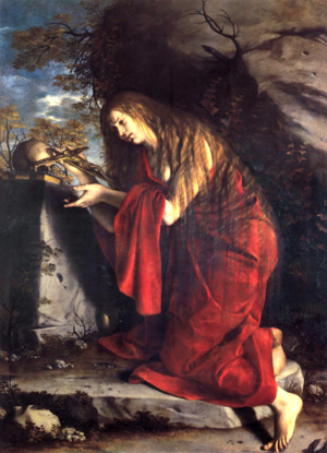 St. Mary Magdalene in Penitance