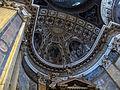 Madonna dei monti, int. volta abside con affreschi di cristoforo casolani, giacinto giminiani (storie) e orazio gentileschi (angeli) 01.JPG