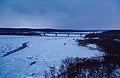Madrid Iowa Frozen Des Moines River (26376765601).jpg