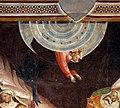 Maestro della cappella bracciolini (senese o pistoiese), storie di maria e santi, 1400-25 ca., morte di san luigi re, 07.jpg
