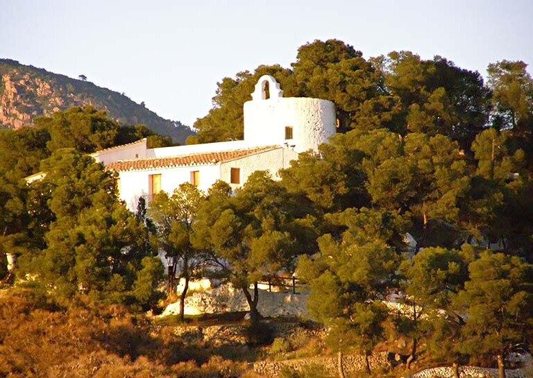 Ermita da Magdalena.
