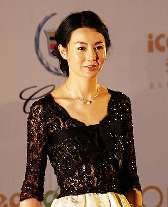 Hong Kong Film Award for Best Actress - Image: Maggie Cheung cropped