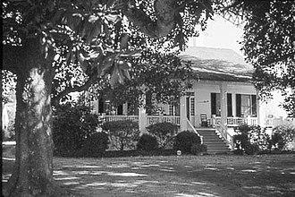 Magnolia Hall (Hagood, South Carolina) - Image: Magnolia Hall 01