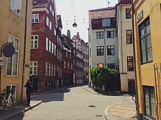 Magstræde - Image: Magstræde Snaregade