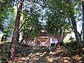 Main approach to Sakamine-jinja shrine in Haramachi ward 3.JPG