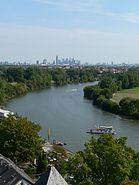 Mainbogen Frankfurt Höchst