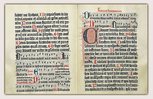 Mainz - Johann Fust & Peter Schoeffer (printers) - Mainz Psalter - Google Art Project