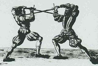 Feder (fencing) Type of fencing sword
