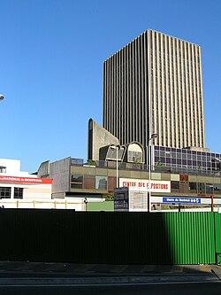 Mairie de Montreuil (metrostation)