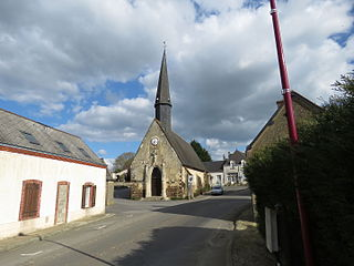 Maisoncelles, Sarthe Commune in Pays de la Loire, France