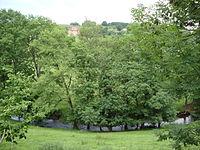 Maizilly (Loire, Fr) Paysage avec le Botoret (rivière).JPG