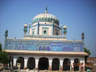 Makhdoom Rashid Place in Punjab, Pakistan