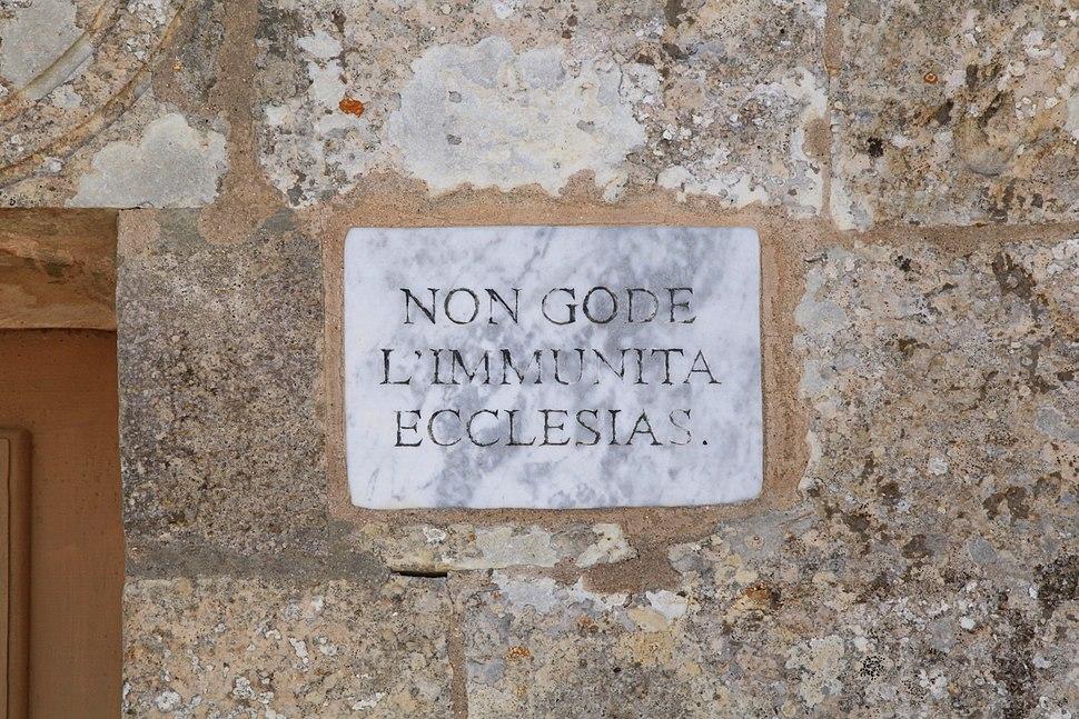 Malta - Dingli - Triq Panoramika - St. Mary Magdalene 06 ies