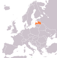 Malta Latvia Locator.png