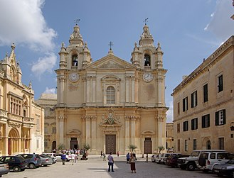 Mdina - St. Paul's Cathedral