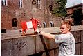 Manifestation des étudiants du liceo artistico et de l'Accademia Albertina di Belle Arti di Torino du 12 mai 1997 - Suite le 29 juillet 1997.jpeg