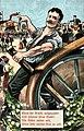 Mann der Arbeit, aufgewacht! Postkarte, c. 1910.jpg