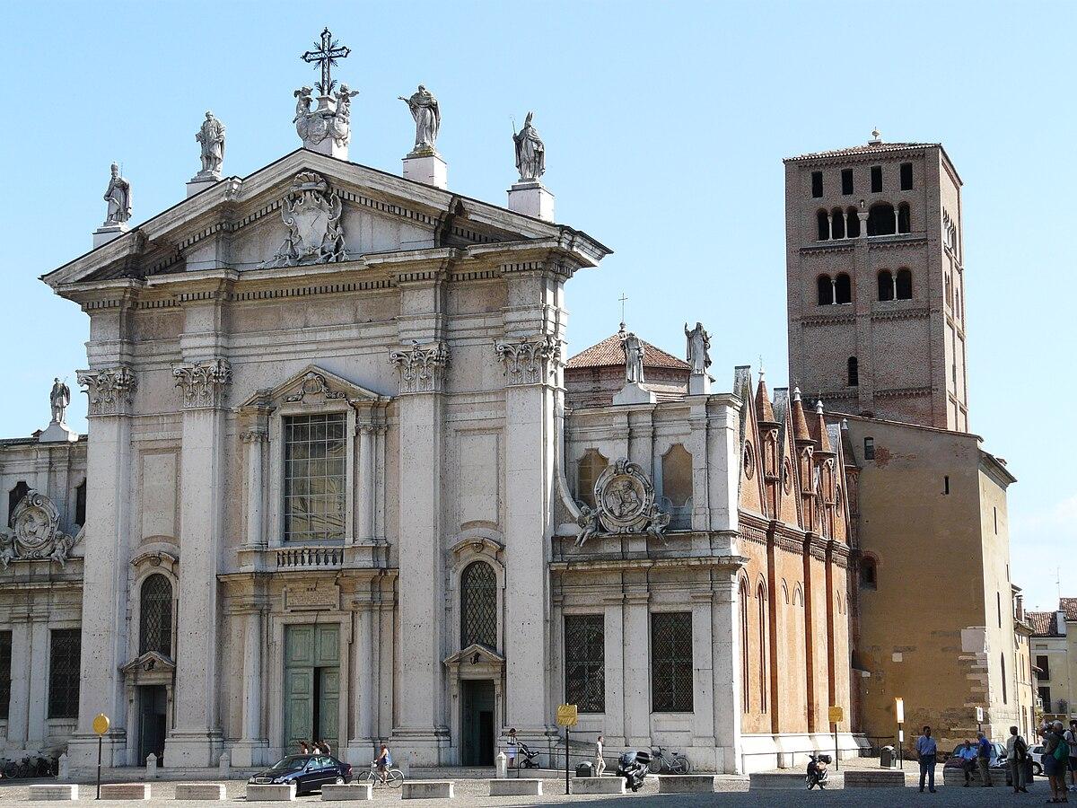 Duomo di mantova wikipedia - Architetto mantova ...