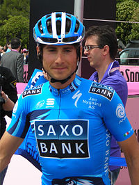 Manuele Boaro, 2012 Giro d'Italia, Savona.jpg