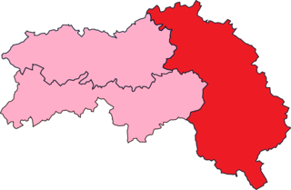 Ornes 2nd constituency Constituency of the French Fifth Republic