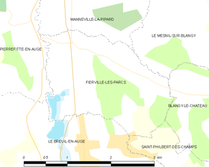 Map commune FR insee code 14269.png