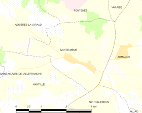 Map commune FR insee code 17374.png