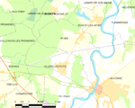 Map commune FR insee code 21028.png