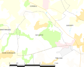 Map commune FR insee code 22003.png