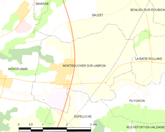Map commune FR insee code 26191.png
