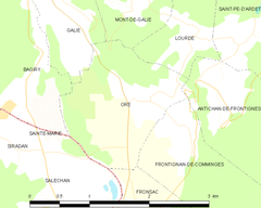 Map commune FR insee code 31405.png