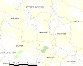 Map commune FR insee code 32037.png