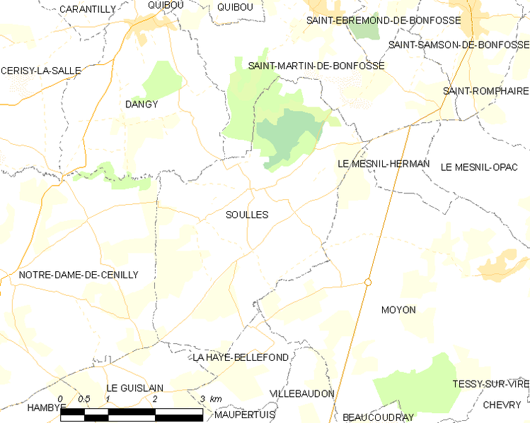 Fitxer:Map commune FR insee code 50581.png