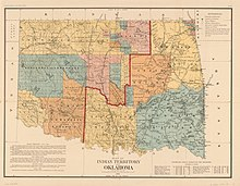 Map of Indian Territory and Oklahoma. LOC 2012586269.jpg