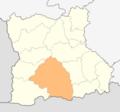 Map of Sandanski municipality (Blagoevgrad Province).png