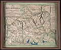 Map of the White Mountains, N.H based on the best surveys (9472686765).jpg