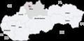 Map slovakia kysucke nove mesto.png