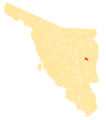 Mapa Municipios Sonora Divisaderos.png