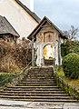 Maria Wörth Rosenkranzkirche West-Friedhofsportal 05122018 6376.jpg