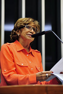 Maria Lúcia Prandi Brazilian academic and politician