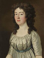Portrait of Marie Friederike von Hessen-Kassel