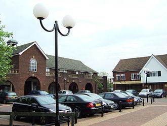 Tarleton - Mark Square shopping centre